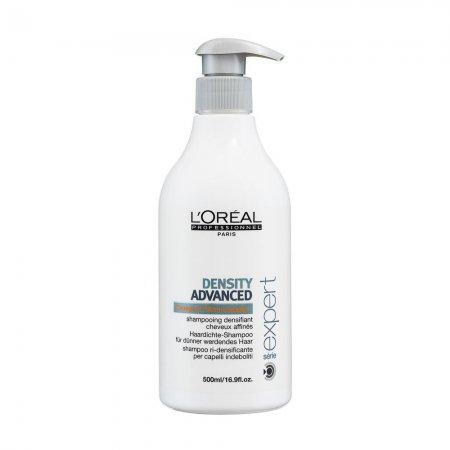 Loreal Expert Aminexil Density Advanced, szampon przeciw wypadaniu włosów, 500ml
