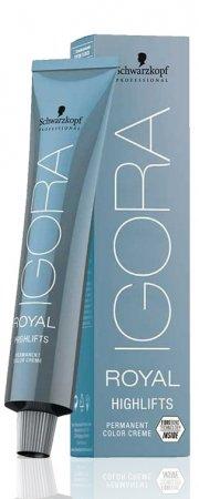 Farba do włosów Schwarzkopf Igora Royal Highlifts, 12-0, 60ml - uszkodzone opakowanie