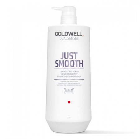 Goldwell Dualsenses Just Smooth, odżywka ujarzmiająca, 1000ml