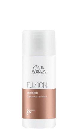 Wella Fusion, szampon intensywnie odbudowujący, 50ml