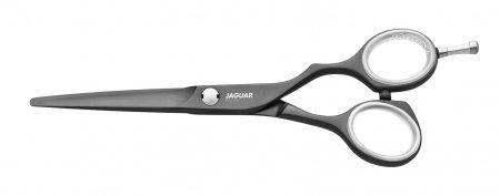 Jaguar Diamond E CF, Gold Line, nożyczki fryzjerskie 5.5'', ref. 21156