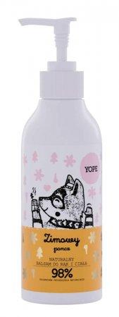 Yope, Zimowy Poncz, naturalny balsam do rąk i ciała, 300ml