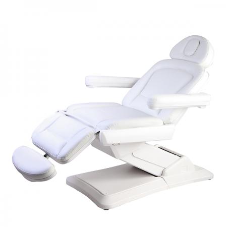 Fotel kosmetyczny Panda Marcello, sterowany elektrycznie