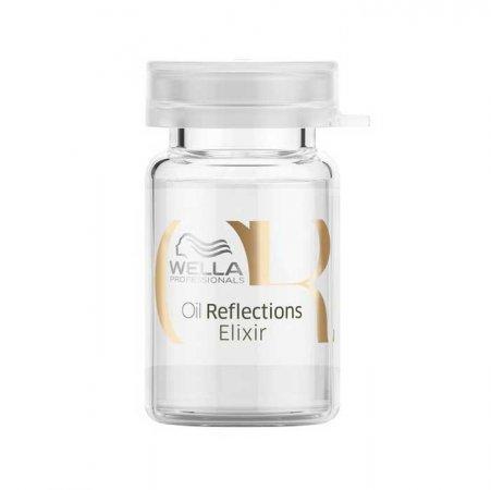 Wella Oil Reflections, serum przywracające włosom blask, 6ml