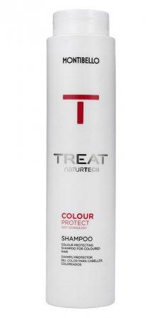 Montibello Treat Naturtech, szampon do włosów farbowanych Color Protect, 300ml