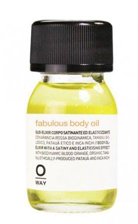 OWay Beauty Fabulous Body Oil, olejek-eliksir do ciała, 25ml
