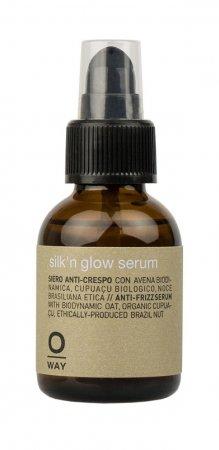 OWay Silk'n Glow, serum do włosów grubych i puszystych, 50ml