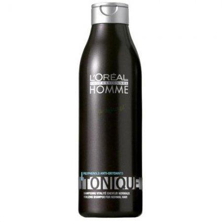 Loreal Homme Tonique, szampon dla mężczyzn do codziennej pielęgnacji, 250ml