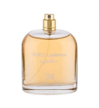 Dolce&Gabbana Light Blue Sun Pour Homme, woda toaletowa, 125ml, Tester (M)