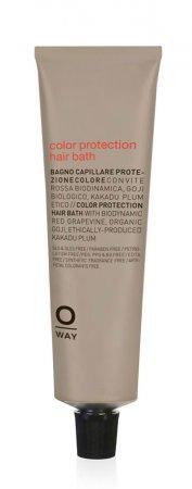 OWay Color Up, kąpiel, szampon do włosów farbowanych, 50ml