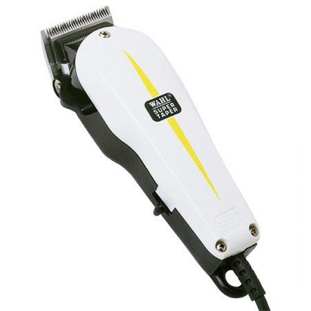 Profesjonalna maszynka do włosów Wahl Super Taper, Made in USA - ze zwrotu, brak zabezpieczenia na ostrzu, zabrudzone opakowanie