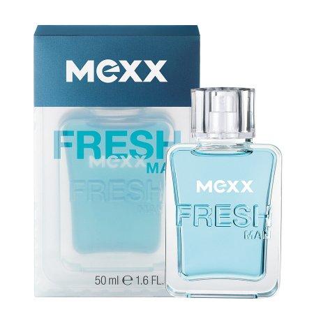 Mexx Fresh Man, woda toaletowa, 50ml (M)
