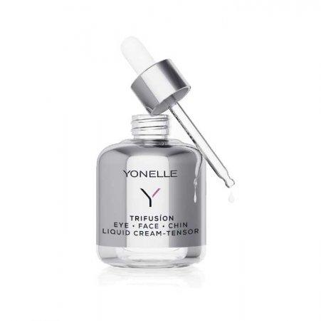 Płynny krem Yonelle Trifusion, Liquid Cream Tensor, 50ml - krótka data ważności (10.2019)