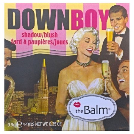 The Balm Down Boy, róż, 8,5g