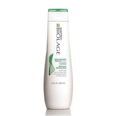 Biolage ScalpSync, odświeżająco-kojący szampon miętowy, 250ml