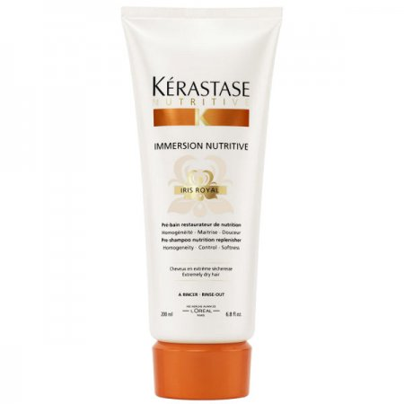 Kerastase Nutritive Irisome, nawilżający balsam przed myciem włosów, 200ml