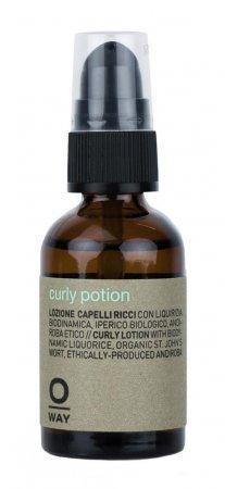OWay BeCurly, lotion do układania włosów kręconych, 30ml