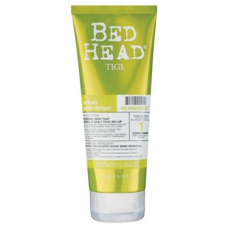 Tigi Bed Head Urban Anti+Dotes Re-energize, energizująca odżywka do włosów normalnych, 200ml