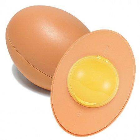 Holika Holika Sleek Egg Skin, delikatna pianka myjąca, 140ml