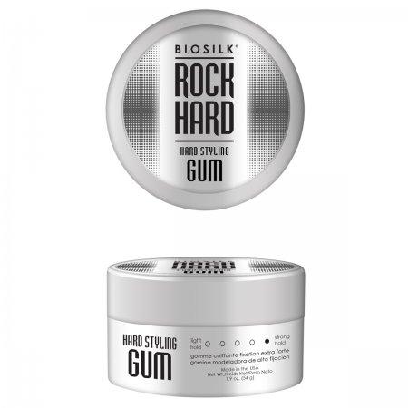 Biosilk Rock Hard, guma do stylizacji, 54g