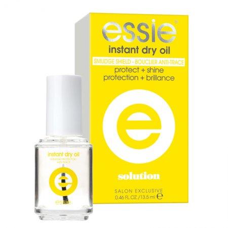 Essie Instant Dry Oil, olejek wspomagający wysuszanie lakieru, 13,5ml