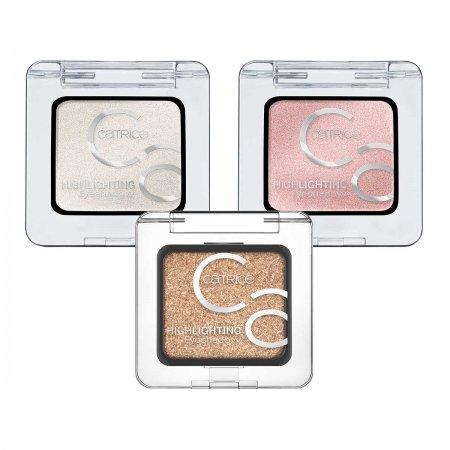 Catrice Highlight Eyeshadow, cień do powiek rozświetlający