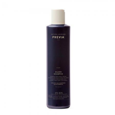 Previa Silver, szampon do włosów blond, 250ml