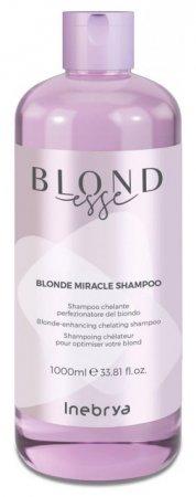 Inebrya Blondesse, szampon micelarny do włosów, 1000ml