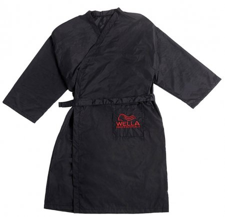 Wella, kimono do farbowania, czarne
