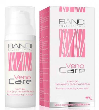 Bandi Veno Care, krem-żel redukujący zaczerwienienia, 50ml
