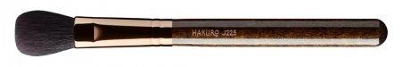 Hakuro J225, pędzel do konturowania i bronzera, ciemnobrązowy
