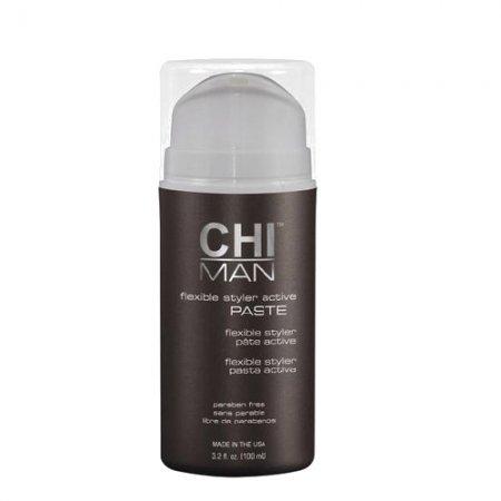 CHI Man, elastyczna pasta do włosów, 90ml