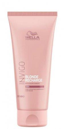 Wella Invigo Recharge, odżywka chroniąca kolor, zimny blond, 200ml