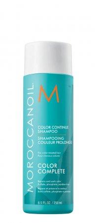 Moroccanoil Color Complete, szampon do włosów farbowanych, 250 ml