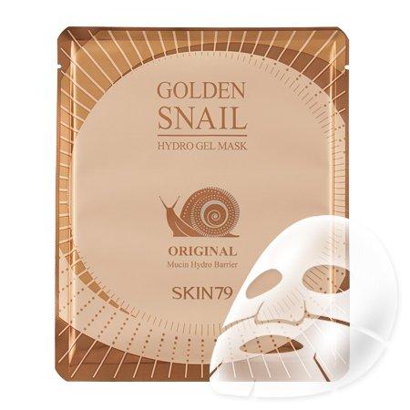 SKIN79 Golden Snail, hydrożelowa maska ze śluzem ślimaka, 25g