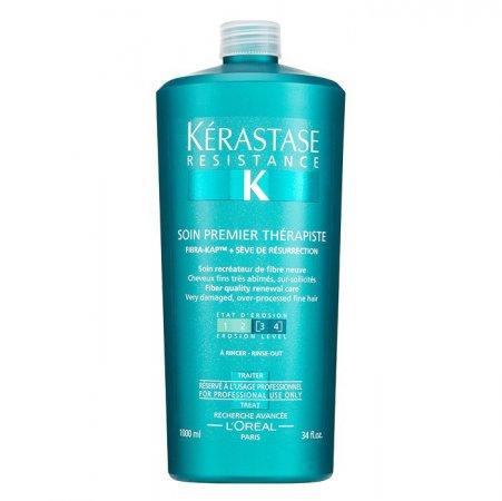 Kerastase Resistance Therapiste [3-4], odżywka przed kapielą do włosów bardzo osłabionych, 1000ml