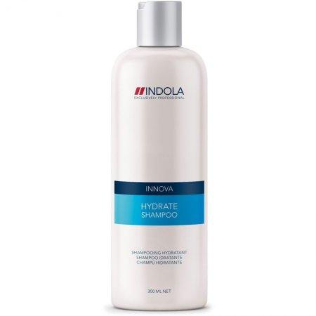 Indola Hydrate, nawilżający szampon do włosów suchych, 300ml