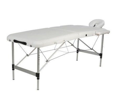 Łóżko do masażu Panda Mobile, przenośne, walizkowe