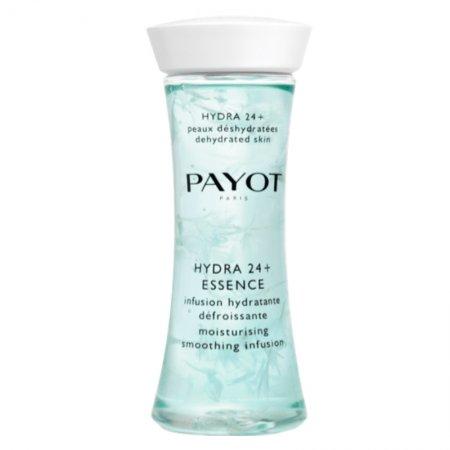 Payot Hydra 24+, nawilżająca esencja z płatkami bławatka białego, 125ml