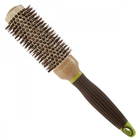 Macadamia, okrągła szczotka do modelowania, włosie dzika, 33mm