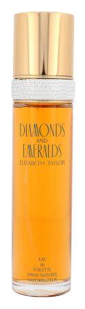 Elizabeth Taylor Diamonds and Emeralds, woda toaletowa, 100ml (W)