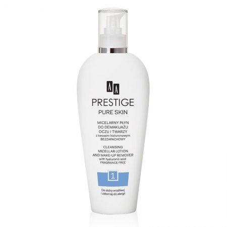AA Prestige, płyn micelarny demakijażu oczu i twarzy, 200ml