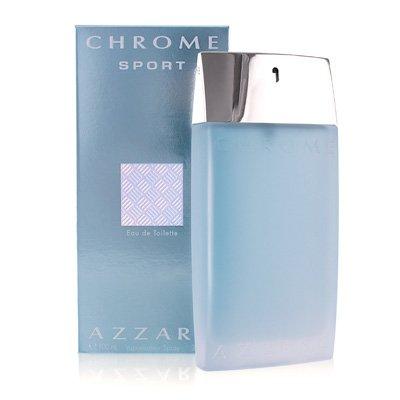 Azzaro Chrome Sport, woda toaletowa, 50ml (M)